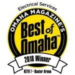 Electrical Services 2018 Winner